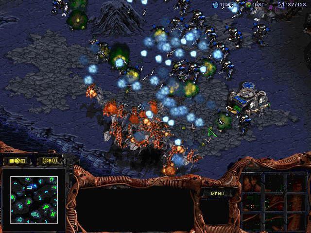 Mac Starcraft: Brood War 1998/English Real-Time Strategy(RTS) скачать торре