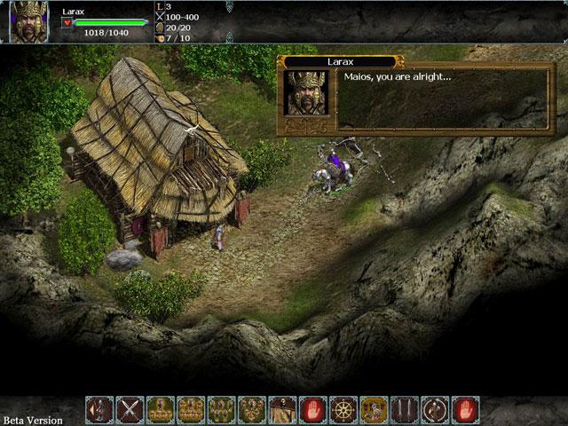 Скриншоты Celtic Kings: Rage of War / Король Друидов.