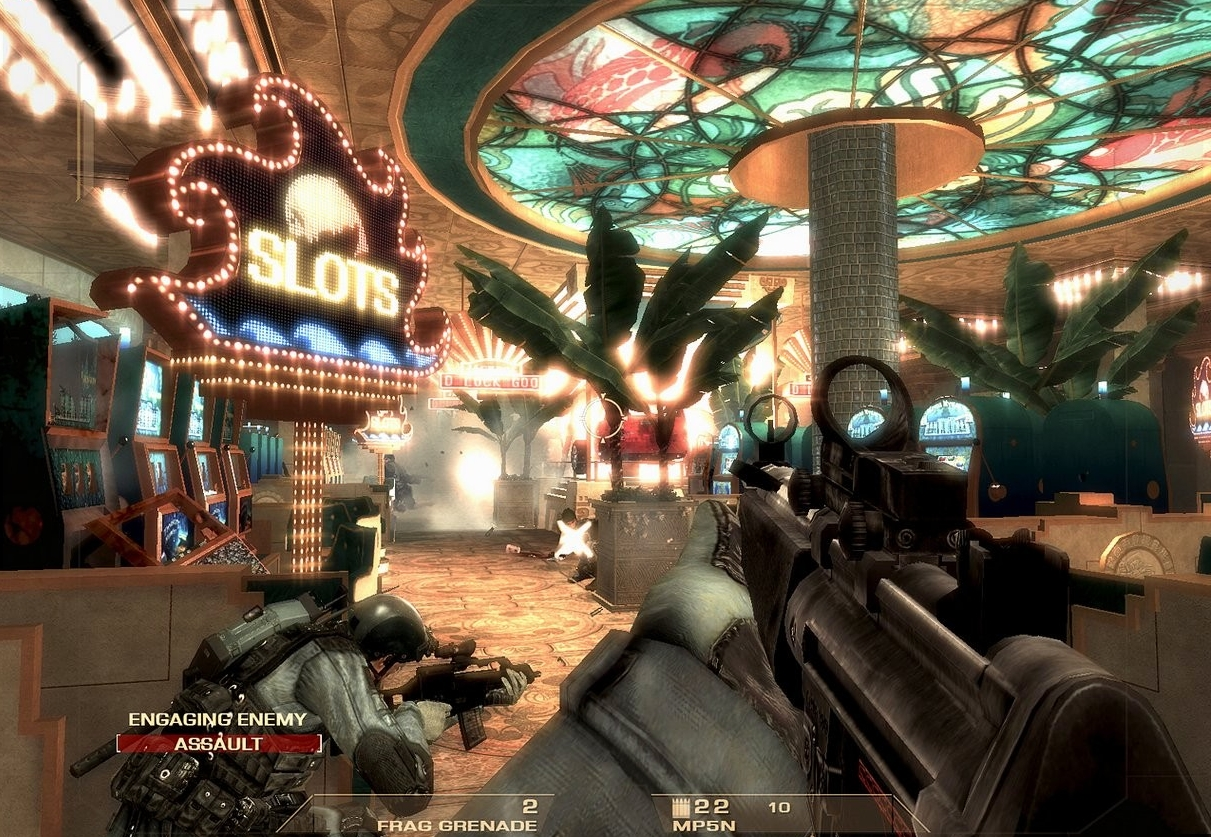Rainbow six vegas wrapper v1.0