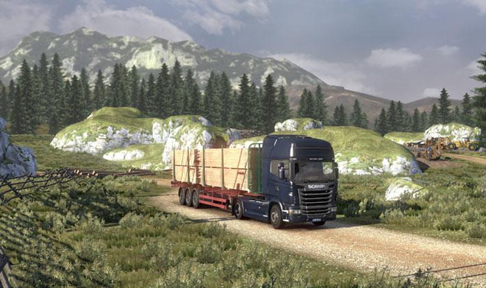 scania truck driving simulator pelna wersja download