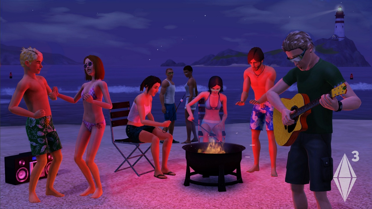 The Sims 3 Patch Digital Download 1.29.55