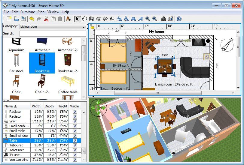 sweet home 3d mac 4 3 download. Black Bedroom Furniture Sets. Home Design Ideas
