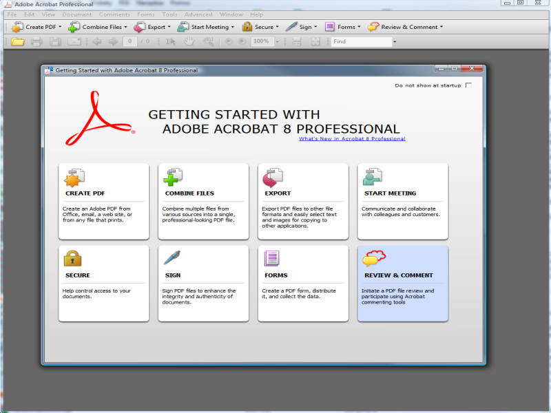 adobe acrobat professional download