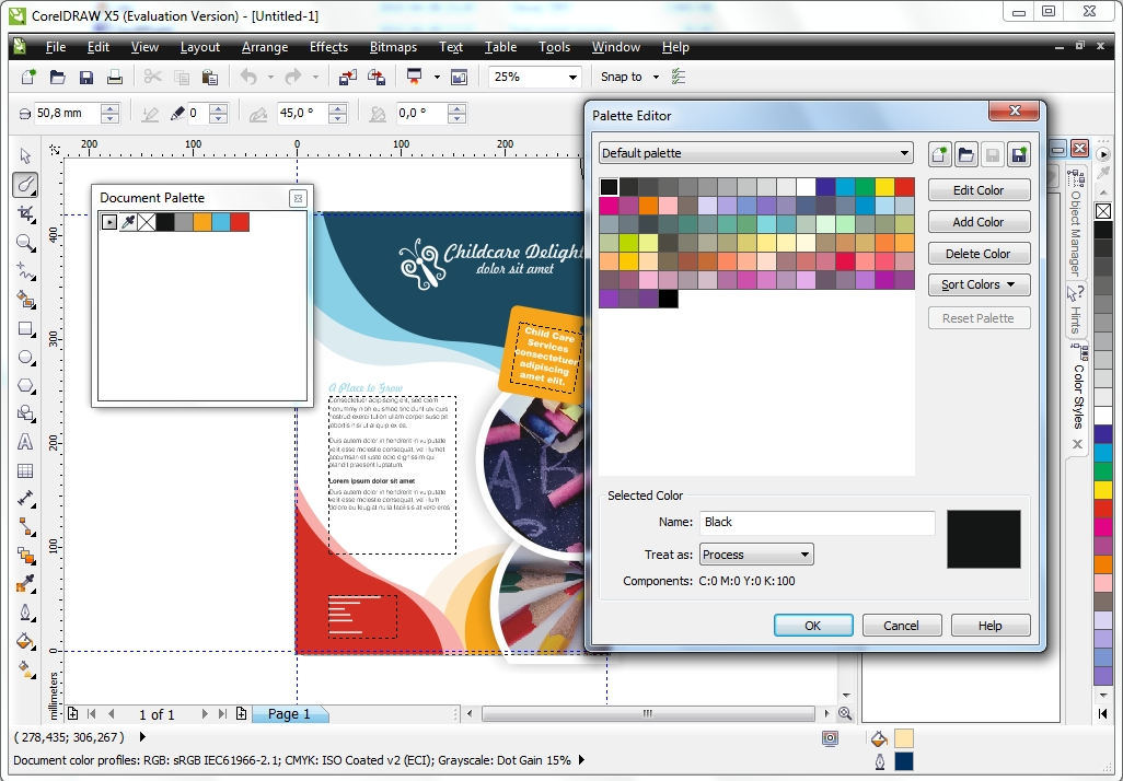 Coreldraw graphics suite x5 pl download