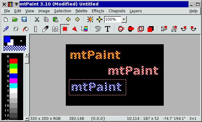 GIF Palette Changer.