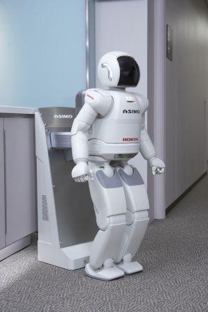 Robot Asimo (Honda)