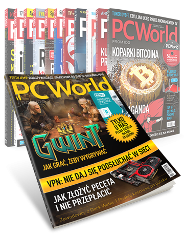 PC World drukowany - prenumerata roczna